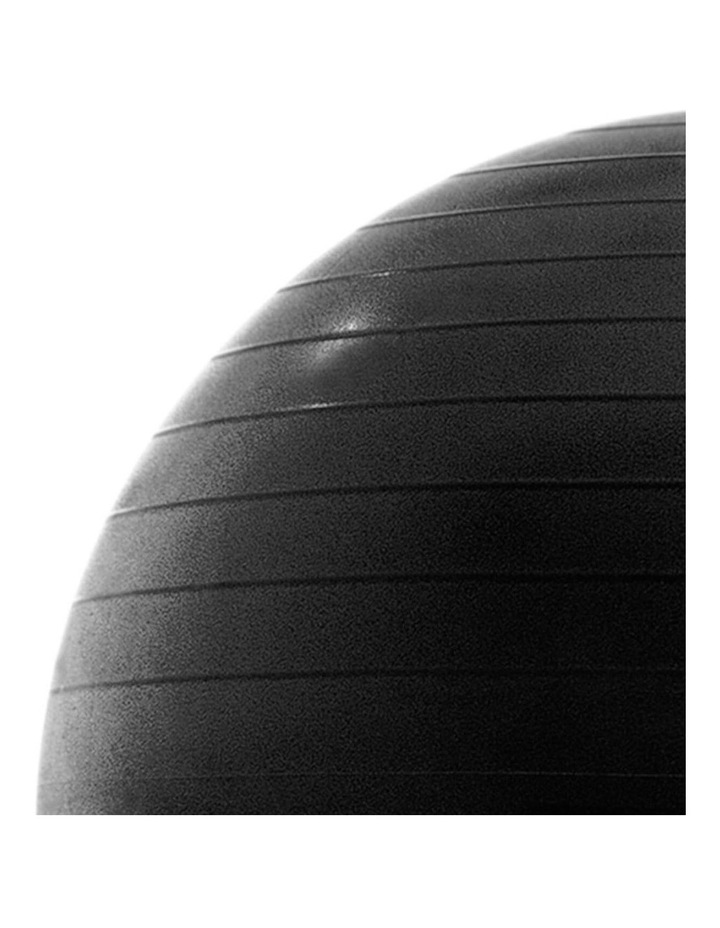 Exercise Fitness Fitball 75cm Black image 3