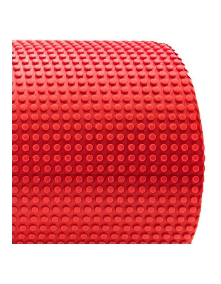 EVA Foam Roller 15x45cm - Red image 2