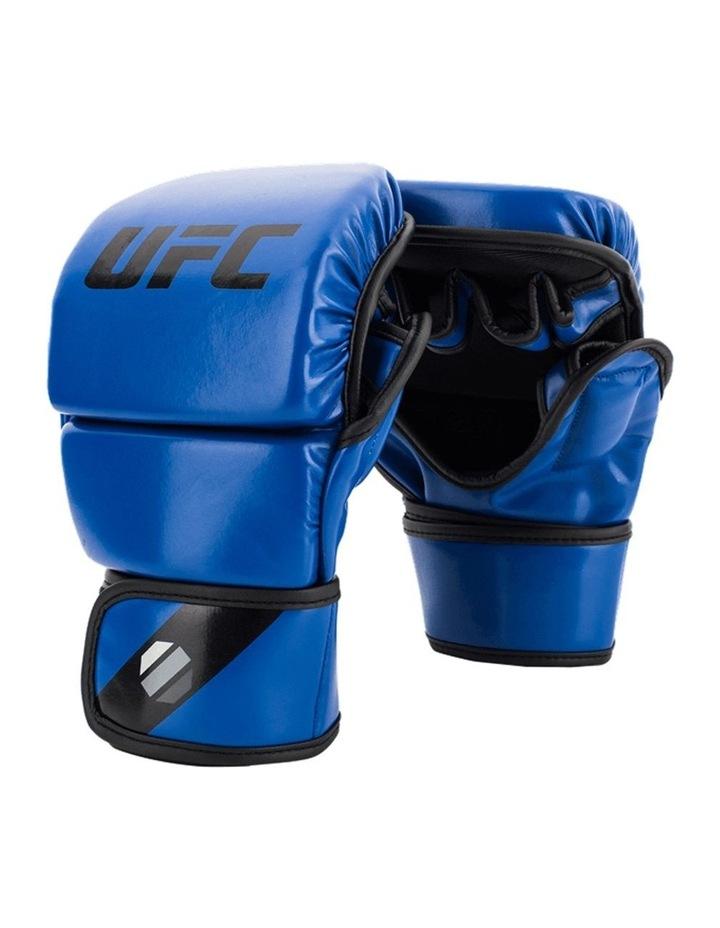 Contender MMA 8oz Sparring Gloves L/XL - Blue image 1