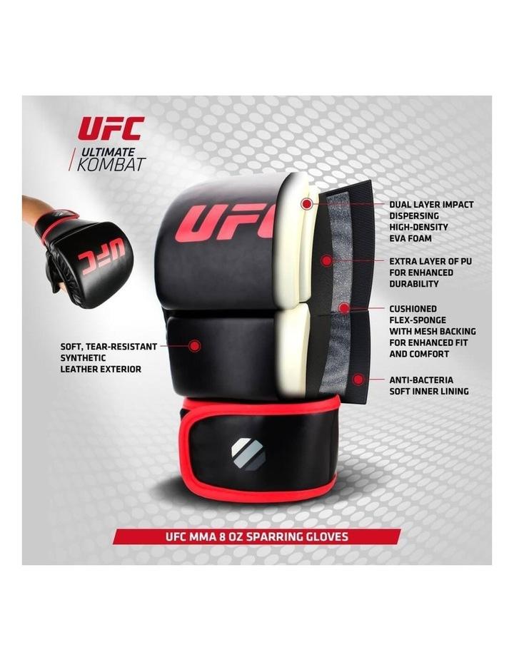 Contender MMA 8oz Sparring Gloves L/XL - Blue image 5