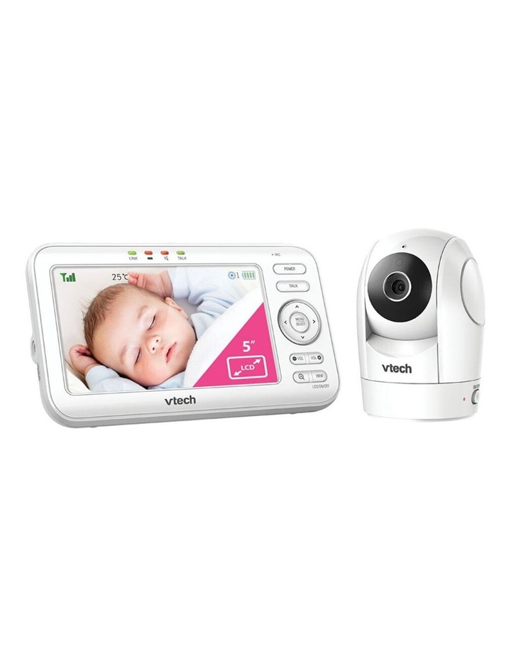 Pan & Tilt Colour Video & Audio Baby Monitor image 1