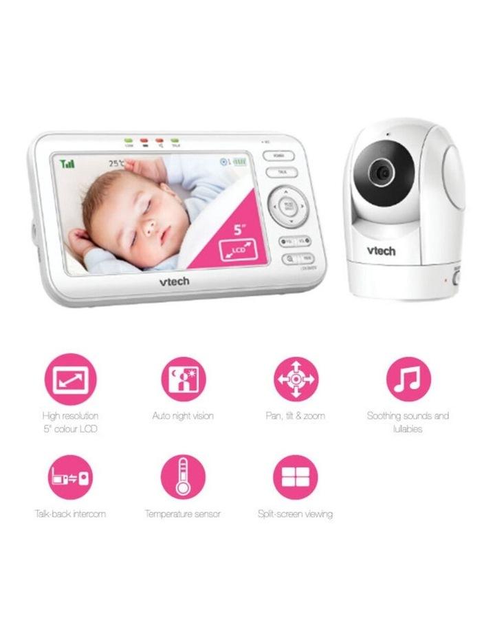 Pan & Tilt Colour Video & Audio Baby Monitor image 2