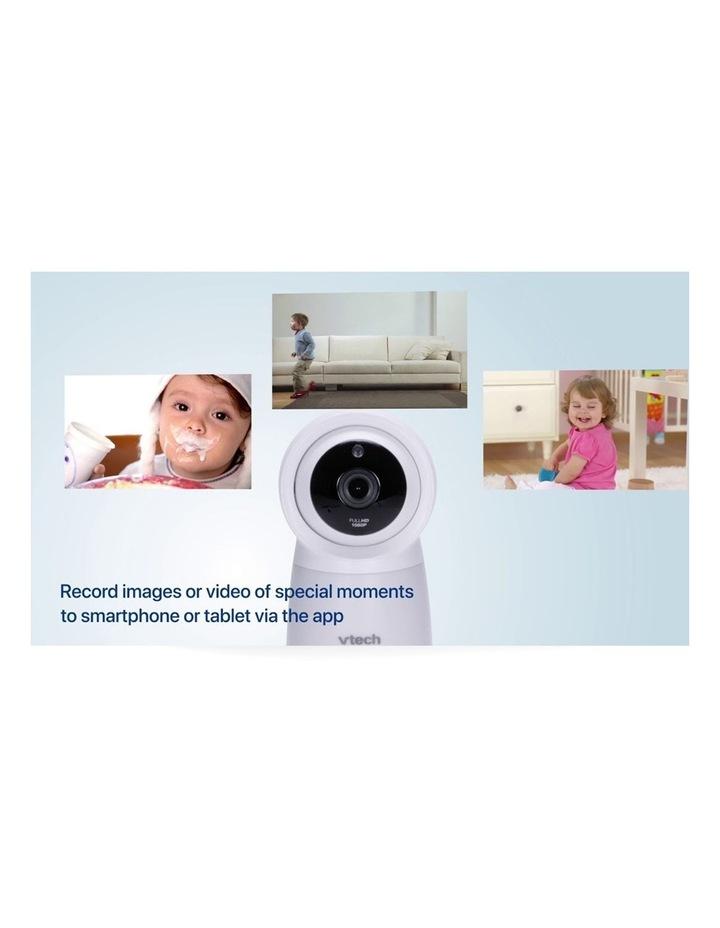 """7"""" Smart Wi-Fi HD Video Baby Monitor image 3"""