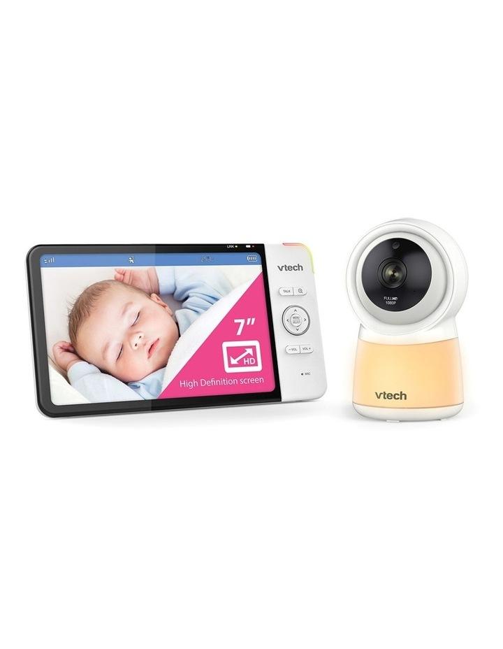 """7"""" Smart Wi-Fi HD Video Baby Monitor image 4"""