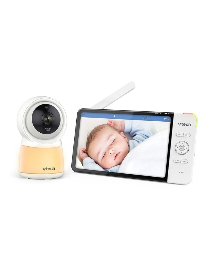 """7"""" Smart Wi-Fi HD Video Baby Monitor image 5"""