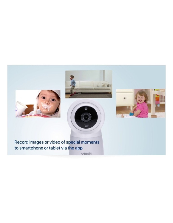 """7"""" Smart Wi-Fi HD Video Baby Monitor image 6"""