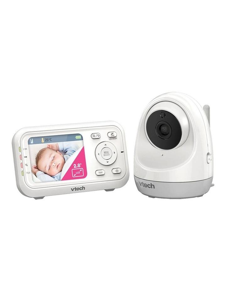 Pan & Tilt Full Colour Video & Audio Baby Monitor image 3