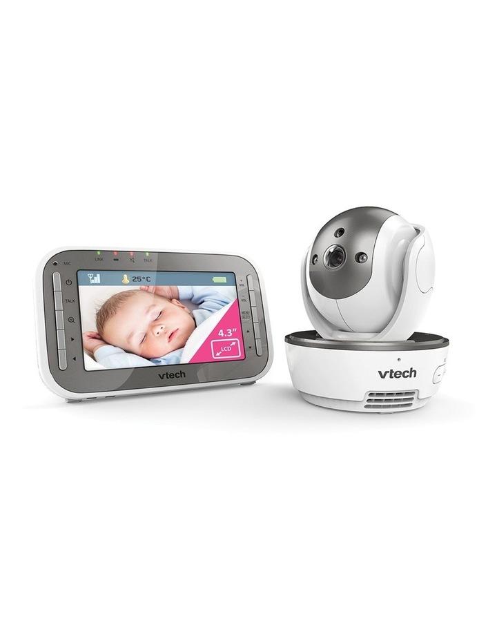 Safe & Sound Pan & Tilt Colour Audio Video Monitor image 1