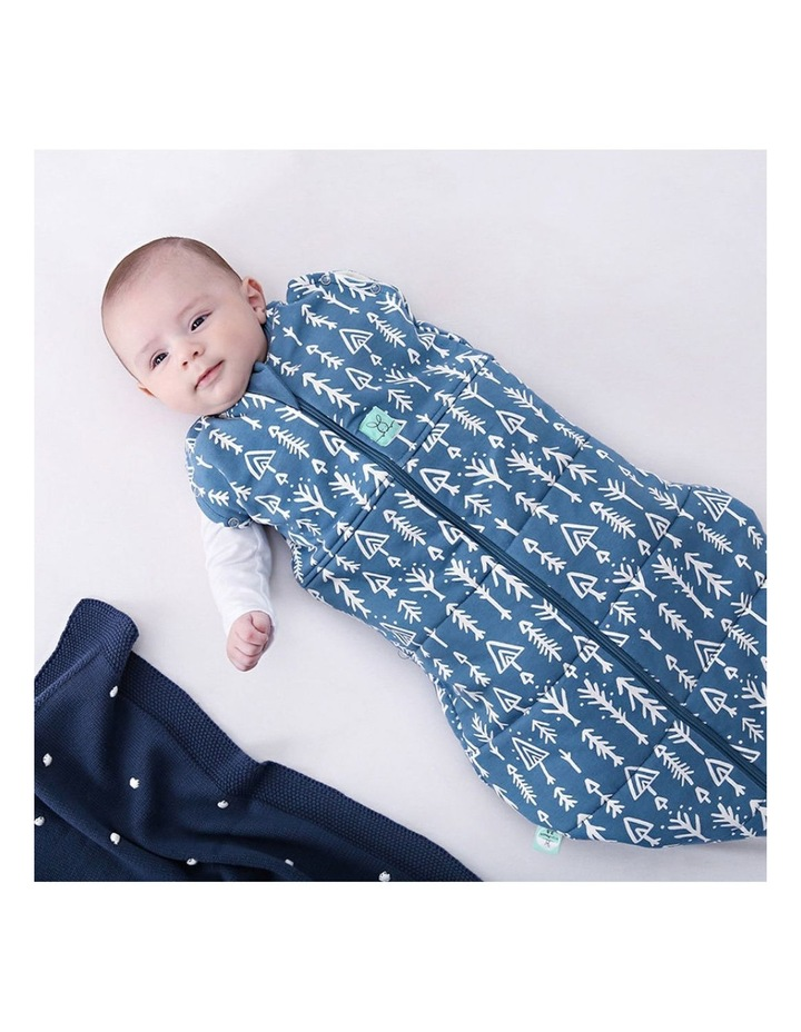 Cocoon TOG: 2.5 Size 0-3 Months - Midnight Arrows image 3