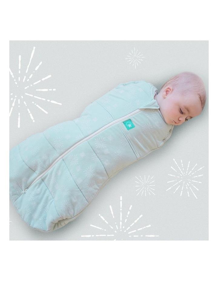 Rhubarb Baby Swaddle Sleeping Bag 0-3m 2.5 TOG image 6