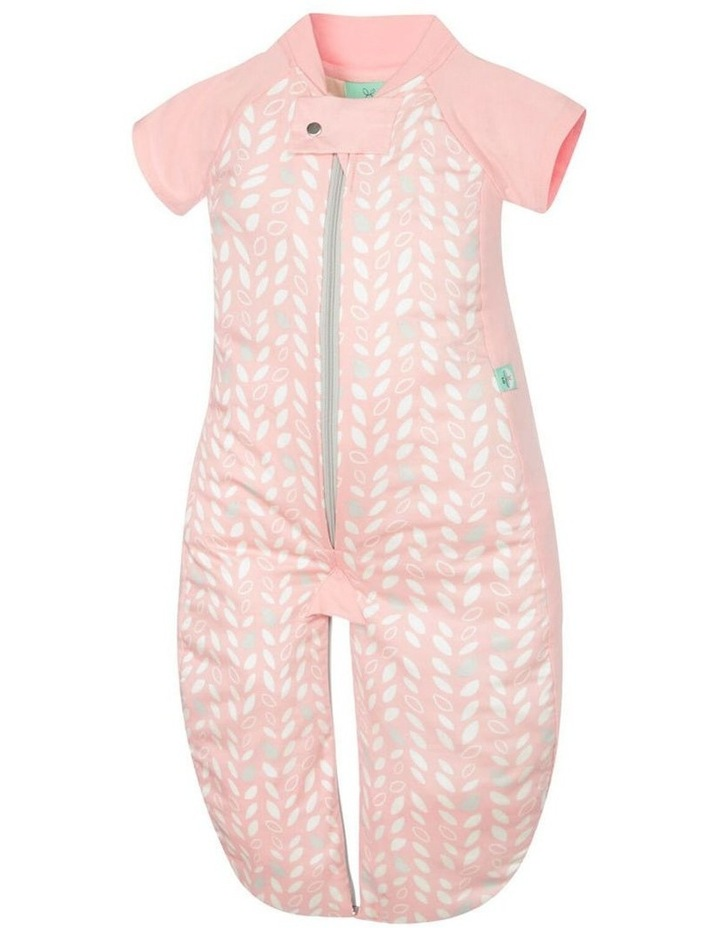 Ergo Pouch Sleep Suit Bag: 2 - 4 Years - 1.0 TOG - Spring Leaves image 1
