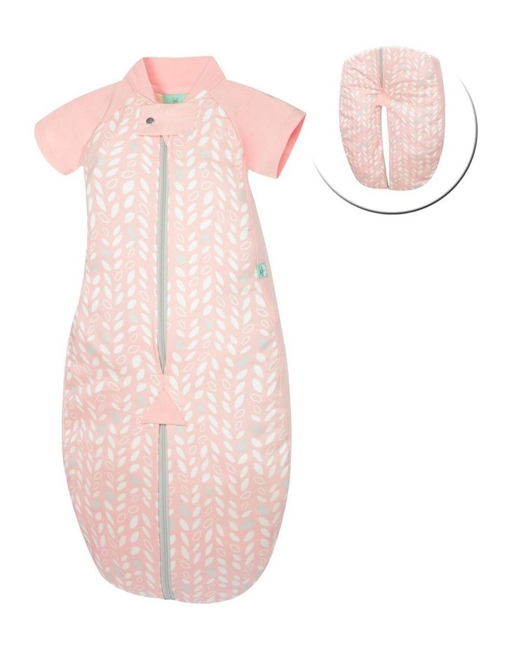 Ergo Pouch Sleep Suit Bag: 2 - 4 Years - 1.0 TOG - Spring Leaves image 2
