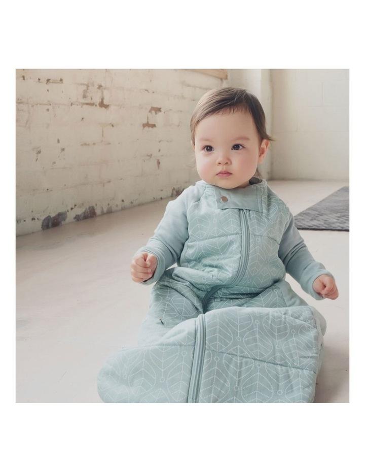 Sleep Suit Bag 2-12 Months - TOG:3.5 - Mint Leaves image 2