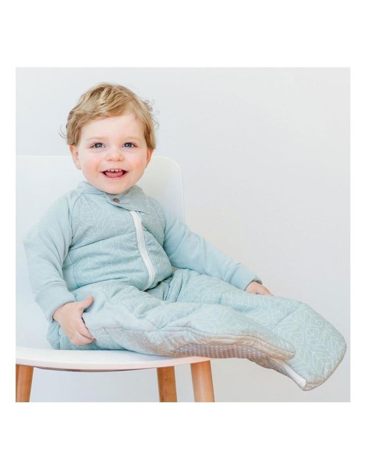 Sleep Suit Bag 2-12 Months - TOG:3.5 - Mint Leaves image 3