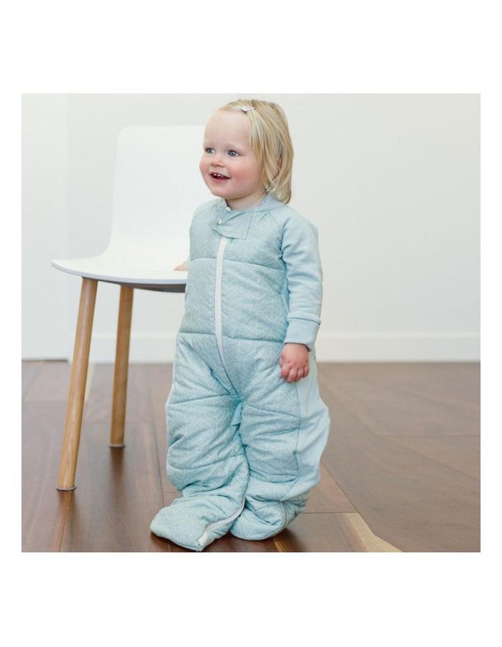 Sleep Suit Bag 2-12 Months - TOG:3.5 - Mint Leaves image 4