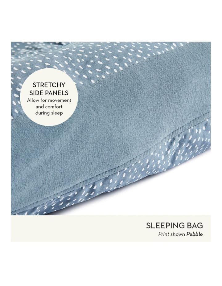 Sheeting Sleeping Bag: 2-12 Months - 2.5 TOG - Pebble image 4