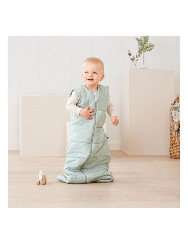 Ergopouch 2.5T 8-24m Jersey Sleeping Bag Sage image 7