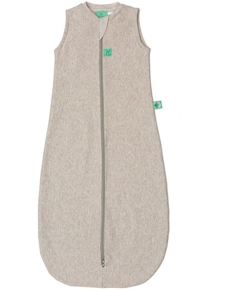 Jersey Sleeping Bag: 8 -24 Months - 1.0 TOG - Grey Marle image 1