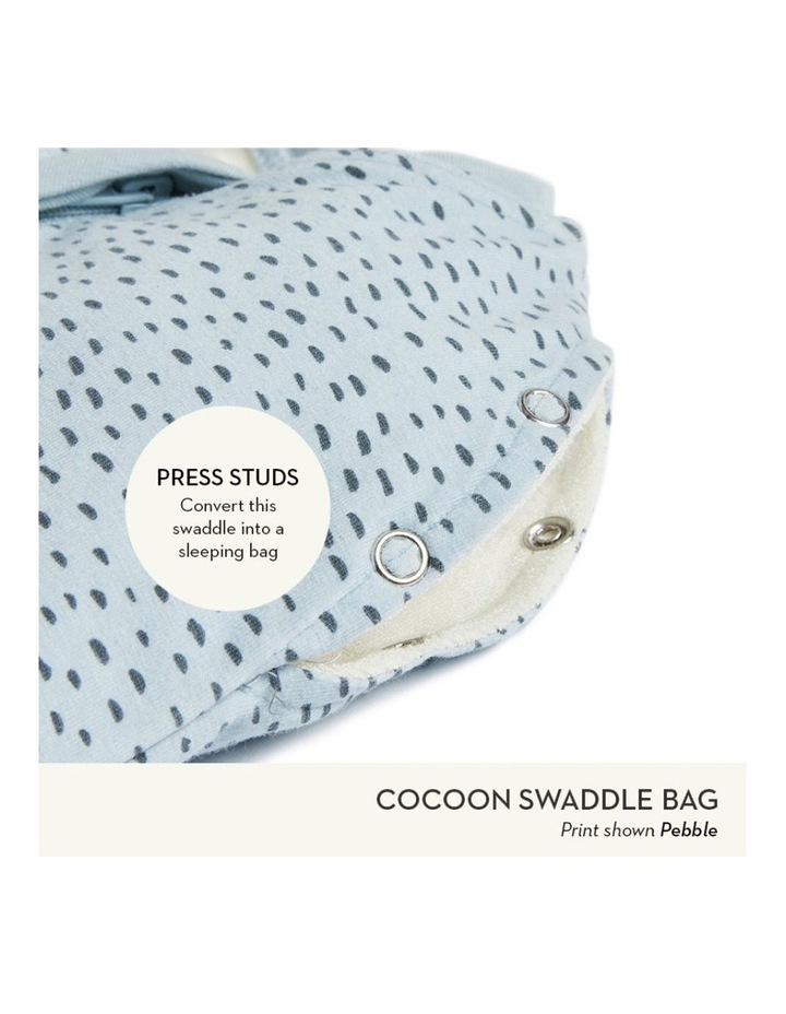 Cocoon Swaddle Bag: 3-12 Months - 2.5 TOG - Quill image 6