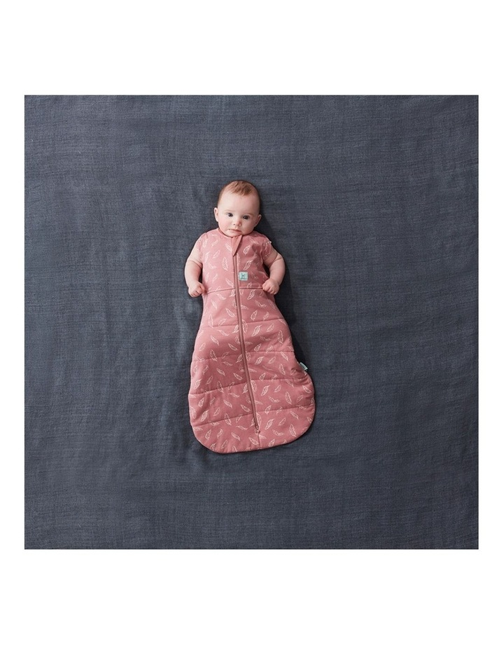 Cocoon Swaddle Bag: 0-3 Months - 2.5 TOG - Quill image 5