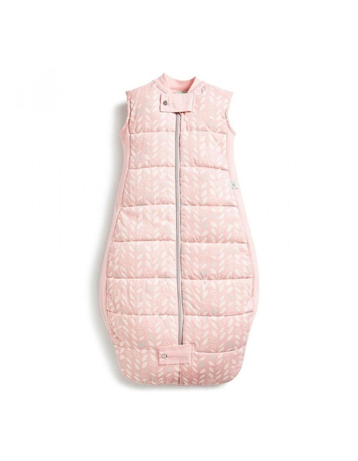 ErgoPouch Sheeting Sleeping Bag: 8-24 Months - 2.5 TOG - Spring Leaves image 1