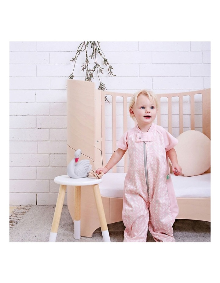 Ergo Pouch Sleep Suit Bag: 8 -24 Months - 1.0 TOG - Spring Leaves image 6