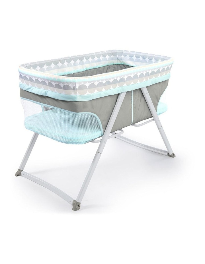 FoldAway Rocking/Sleeping Bassinet/Cradle Babies/Newborn - Juniper image 1