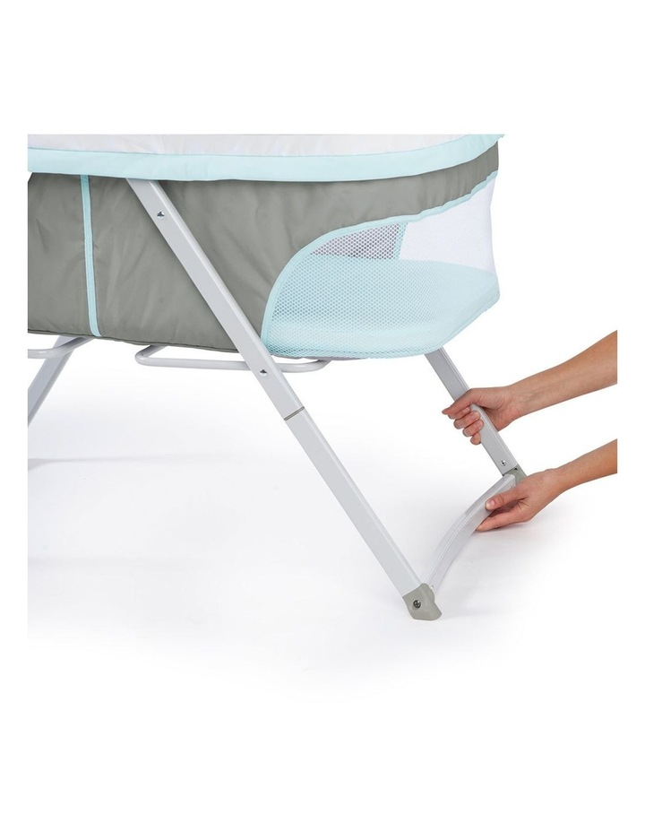 FoldAway Rocking/Sleeping Bassinet/Cradle Babies/Newborn - Juniper image 2