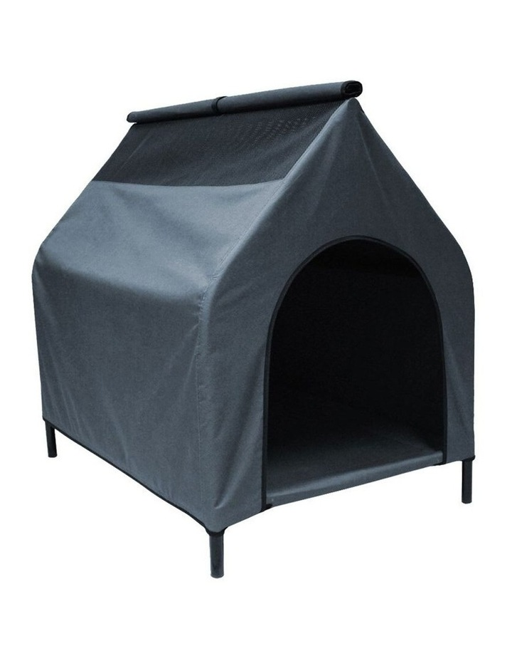 Large Elevated Dog House image 1