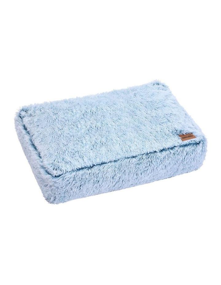 Large 80 x 60cm Calming Mattress - Blue image 1