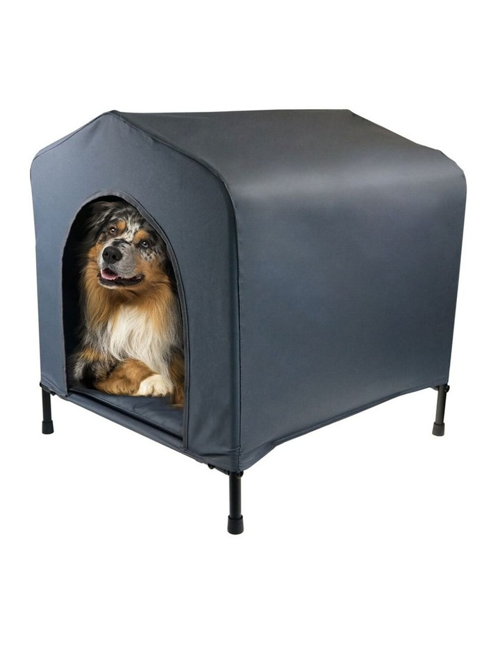 Elevated Canvas Pet House - Medium image 1
