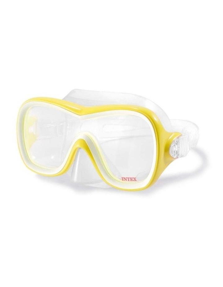 6pc Waver Rider Sports Set w/ Fin, Snorkel & Goggle Kids 8y  image 2
