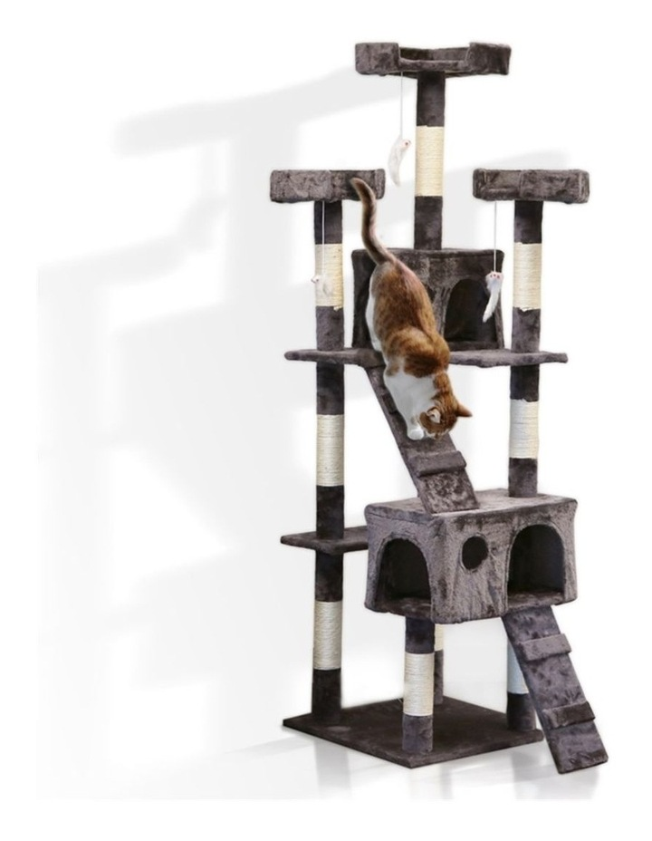 1.7M Giant Cat Tree Play House image 1