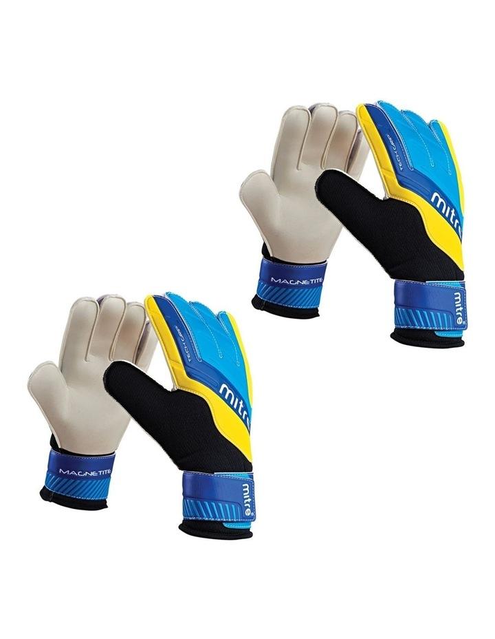 Magnetite Goal Keeper Gloves - Size 9 image 5