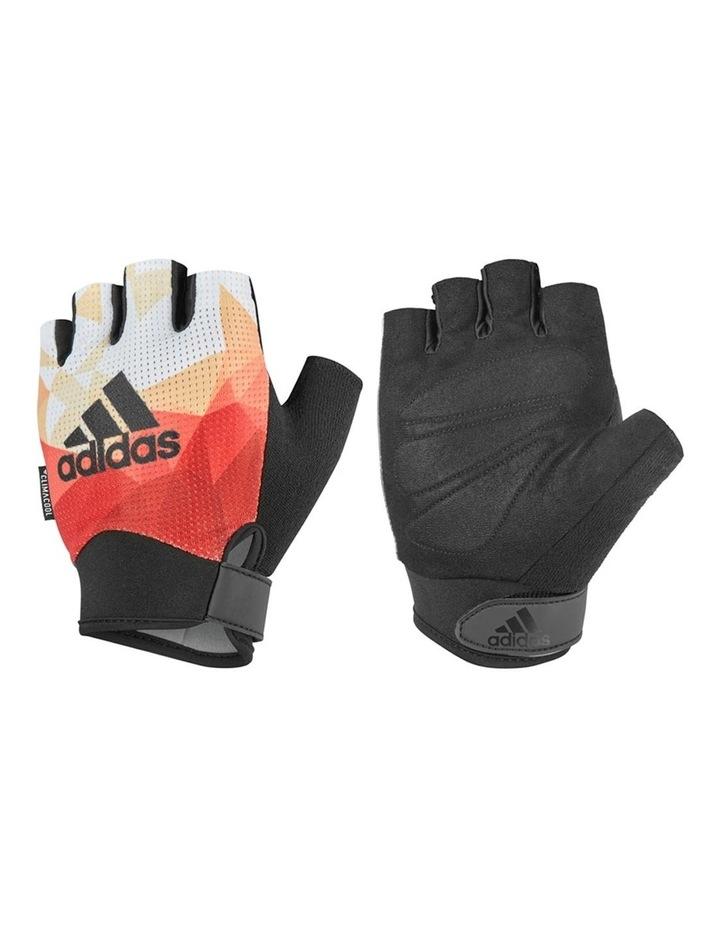 Performance Womens Gloves - Orange - Large image 1