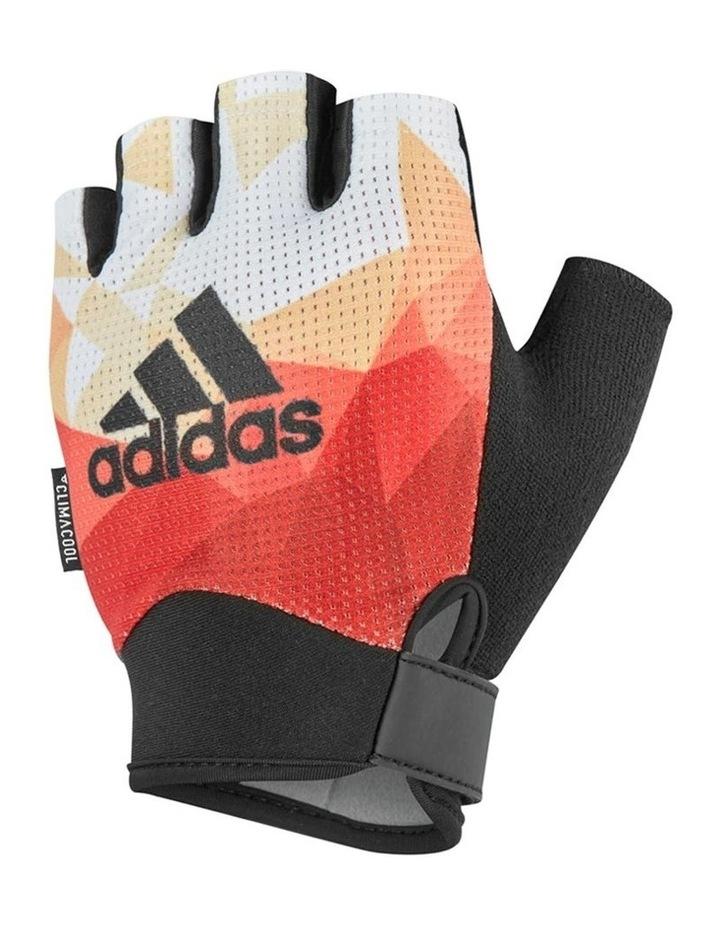 Performance Womens Gloves - Orange - Large image 3