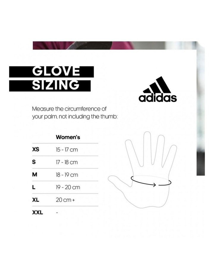 Womens Essential Gloves - Stone - L image 4