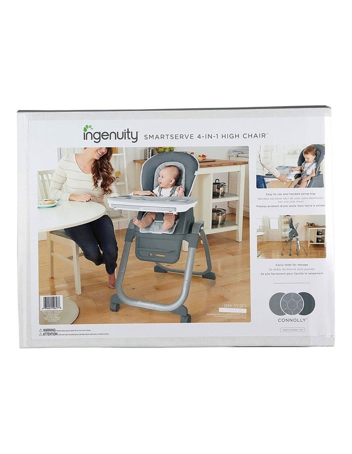 SmartServe High Chair Connolly image 4