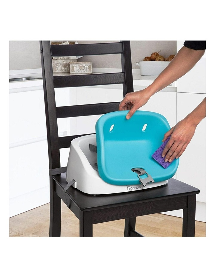 SmartClean Toddler Booster - Peacock Blue image 3