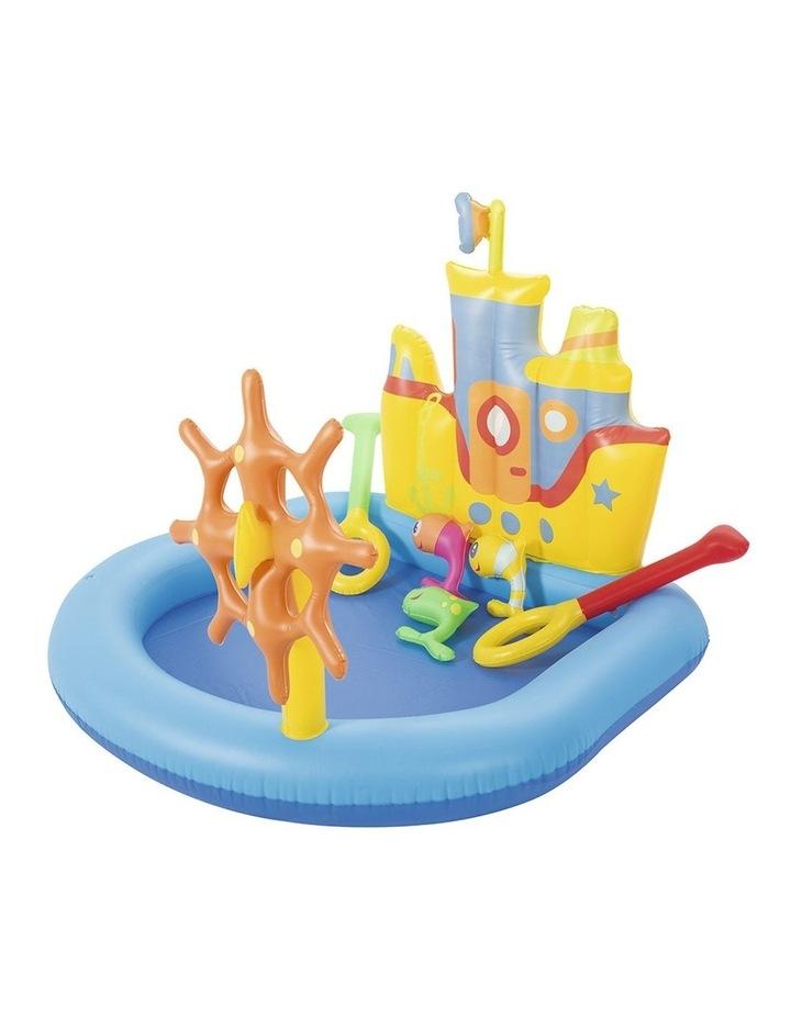 "55"" Tug Boat Play Pool image 1"