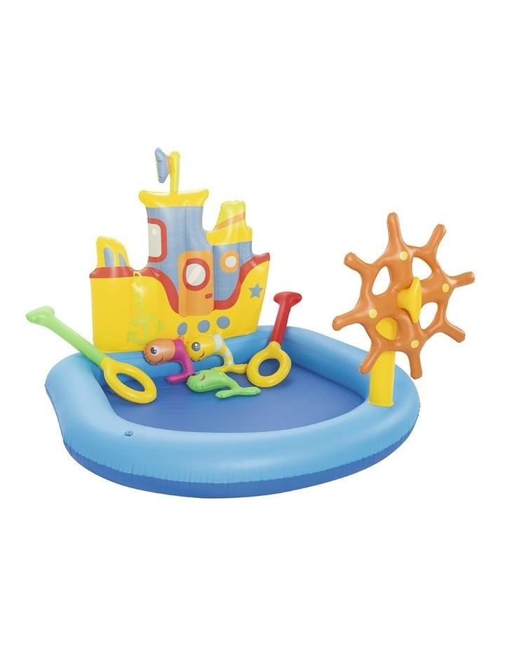 "55"" Tug Boat Play Pool image 2"