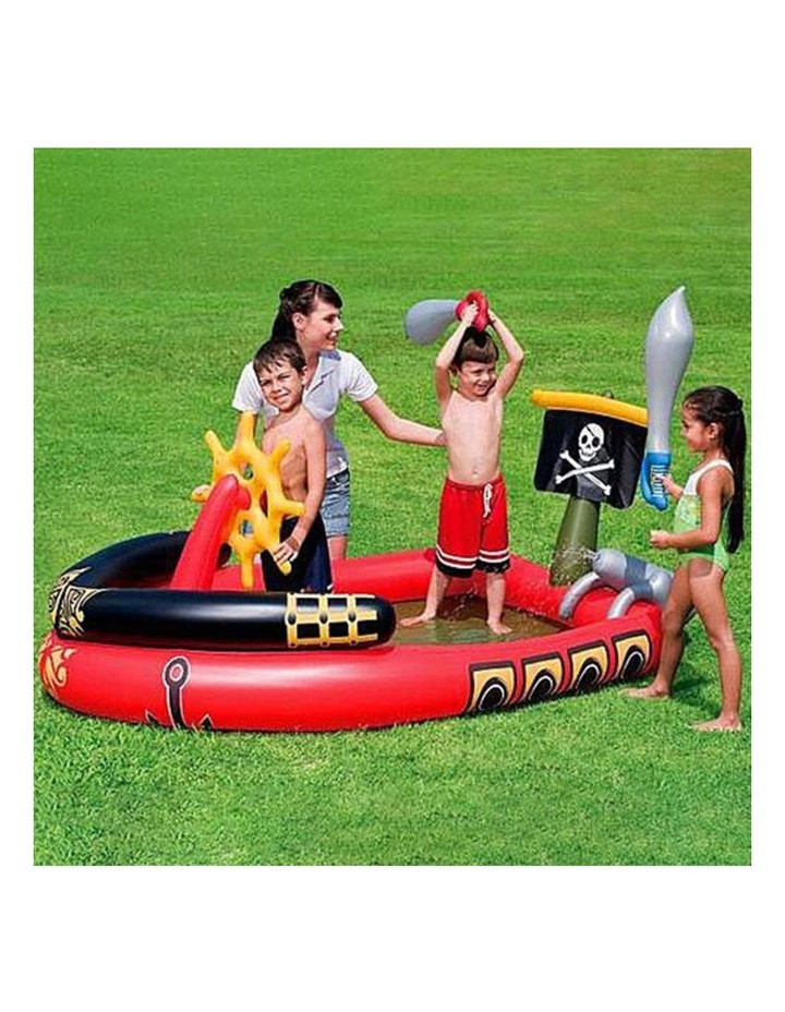 "Bestway 75"" Pirate Play Centre Toy image 2"