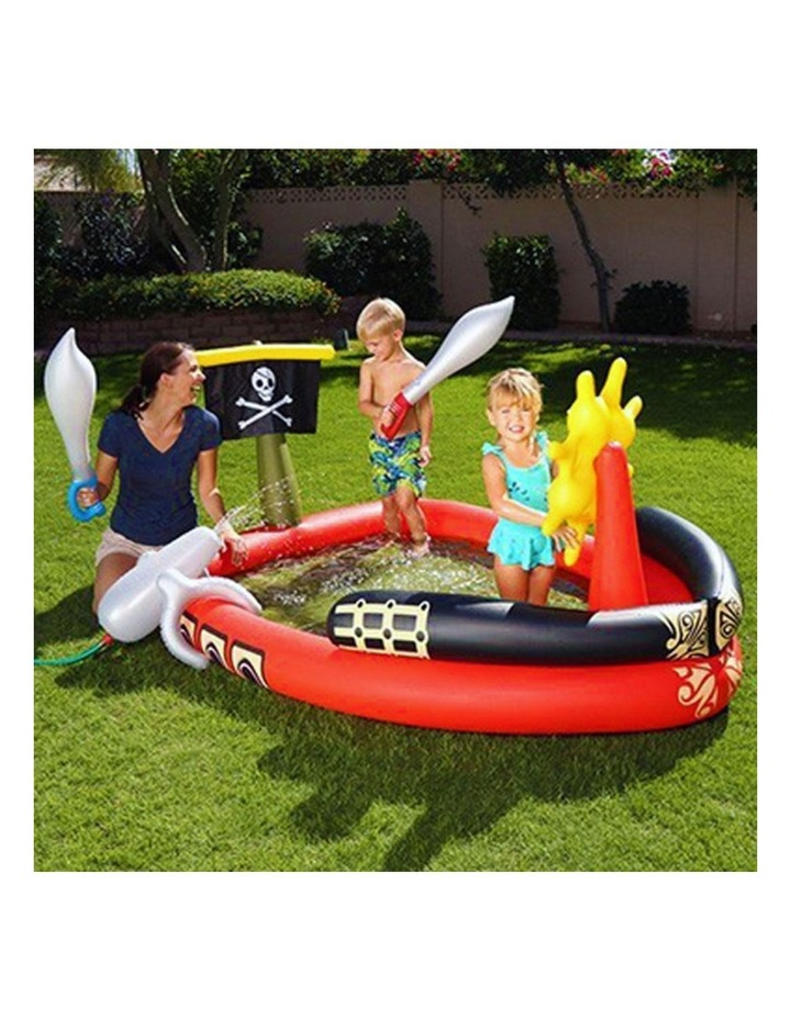 "Bestway 75"" Pirate Play Centre Toy image 3"