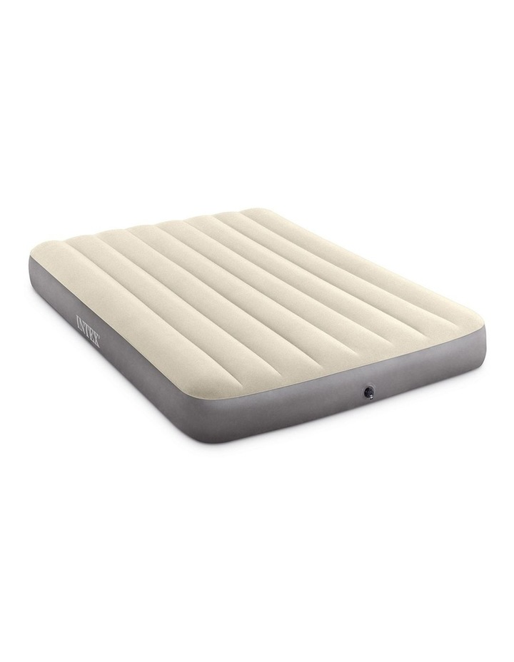 Deluxe Inflatable Mattress Double Size image 2