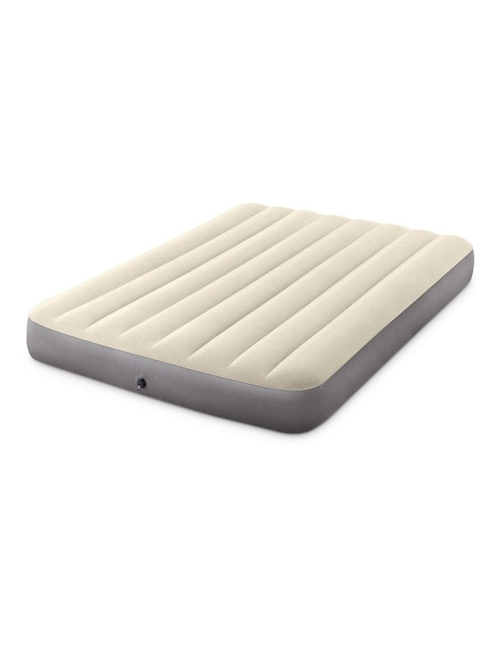 Deluxe Inflatable Mattress Double Size image 3