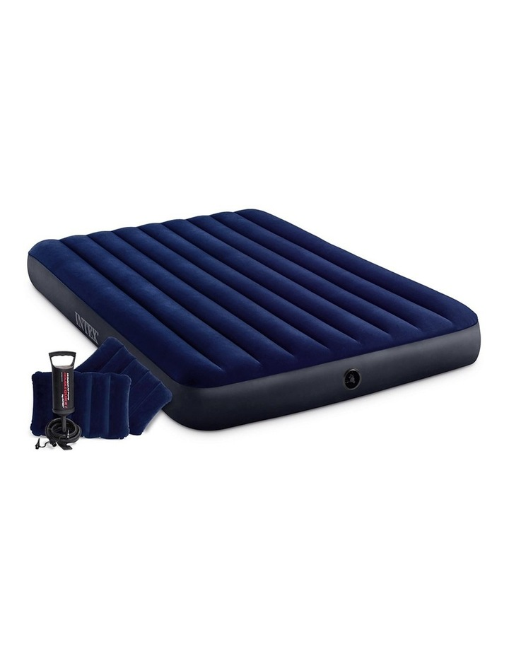 Dura-Beam Classic Airbed Inflatable Mattress Queen Size image 3