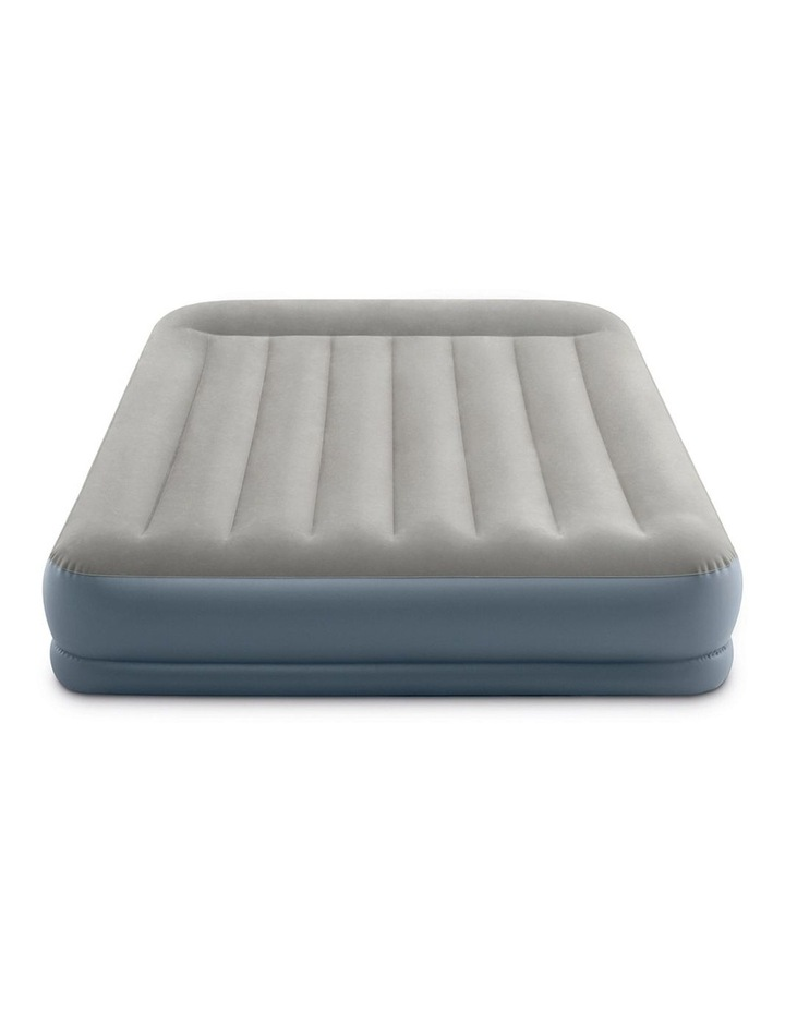 Dura-Beam Pillow Rest Mid-rise Airbed - Queen Beige image 5