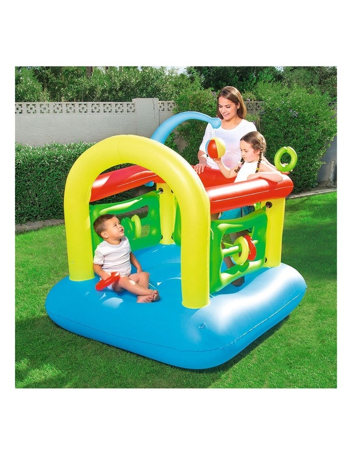 Kiddie Interactive Play Center w/ Inflatable Walls image 2