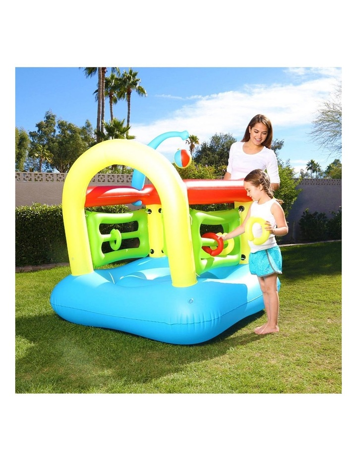 Kiddie Interactive Play Center w/ Inflatable Walls image 3