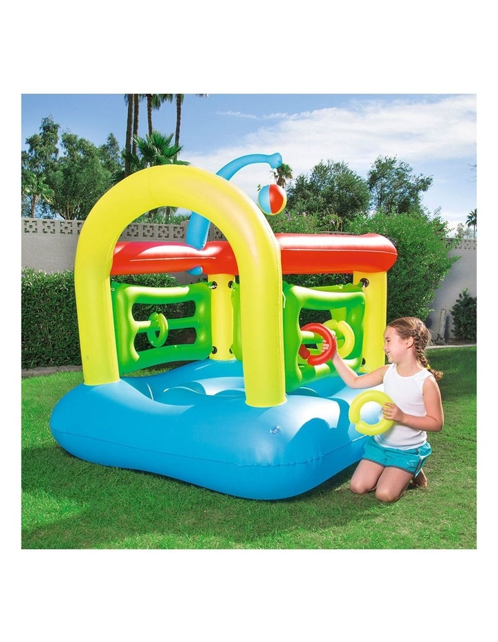 Kiddie Interactive Play Center w/ Inflatable Walls image 4
